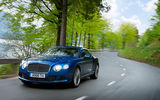 Обои: bentley, continental, gt