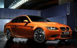 Обои: beautiful, orange, Car, coupe, m3, pure edition ii, desktop, bmw, automobile, e92, 2012