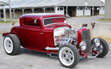 Обои: Ford, Hod Rod, cars