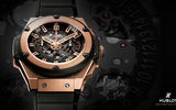 Обои: Hublot, watch, часы