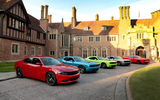 Обои для рабочего стола: dodge, charger, challenger, 2015, anniversary, srt, rt, 100th, hellcat