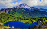 Обои для рабочего стола: washington, mount rainier national park, tolmie peak