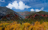 Обои: colorado, outside telluride, canyons of color