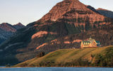 Обои для рабочего стола: canada, alberta, prince of wales hotel, waterton lakes national park