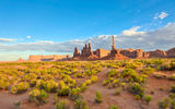 Обои для рабочего стола: usa, totem pole, arizona, monument valley national park