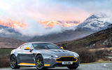 Обои: Aston Martin, car, V12, Sport-Plus Pack, beautiful, автомобиль, горы, Vantage S
