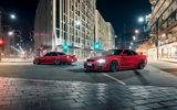 Обои: Nissan, Sport, Silvia S14, Red, Cars, Rear, Front, Skyline R34