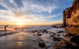Обои: Photos, HDR, Sunset, Laguna Beach