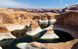 Обои: Reflection Canyon, пейзаж, Lake Powell