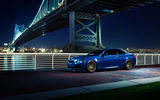 Обои: BMW, E92, Vossen Wheels, blue, brige