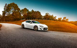 Обои: Car, Toyota, White, Photoworks, Shade, Sport, GT86