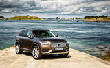 Обои: XC90, Volvo, Inscription, вольво, 2015