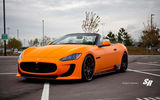 Обои: SR Auto Group, Maserati, мазерати, кабриолет, orange, Atomic, V-8, Convertible, Gran Turismo