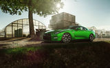 Обои для рабочего стола: Car, Front, GT-R, Green, Beauty, Sport, Nissan, Nature