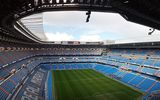 Обои: Football, Santiago Bernabeu, стадион, stadion, Real madrid