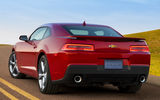 Обои: Chevrolet, SS, 2013, red, sportcar, Camaro, car