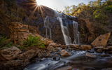 Обои: Grampians National Park, водопад, пейзаж, Mckenzies Fall