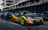 Обои: toyota gt86, тюнинг, тойота, Formula Drift, Long Beach