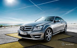 Обои: e-class, небо, car, coupe, mercedes, машина