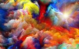 Обои: sky, colors, abstact, color explosion