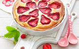 Обои: десерт, еда, dessert, ягоды, sweet, berries, клубника, food, strawberries, сладкое