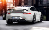 Обои: carrera 4, tuning, Techart, building, light, 911, porsche