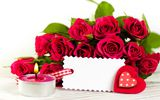 Обои: nature, rose, red, heart, flower, amazing, beautiful, bouquet, roses, love, flowers