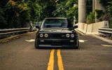 Обои: Coupe, Black, BMW, E30, M3