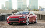 Обои: 2014, industrial, Model S, Tesla