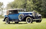 Обои: Кадилак, Phaeton, V16, передок, by Fleetwood, All-Weather, 1930, Cadillac, ретро