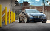 Обои: BMW, tuning, blue, 650i, coupe, F13