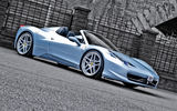 Обои: car, Ferrari 458 Spider, tuning, Kahn Design
