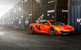 Обои для рабочего стола: McLaren MP4-VX, Vorsteiner, tuning, frontside, MP4-12c, car