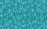 Обои для рабочего стола: pattern, vector, texture, , textile, seamless, flower