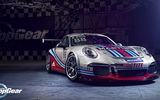 Обои: Porsche 911, GT3 Cup, Martini Racing, Top Gear