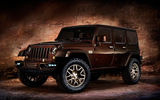 Обои: Jeep Wrangler, Concept, Sundancer Design