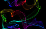 Обои: colors, neon, fractal, abstract