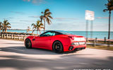 Обои: Concavo, дома, авто, Ferrari, машина, California, Matte Red, Wheels, auto,