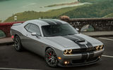 Обои: Dodge, Challenger, Muscle car