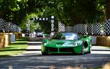 Обои: Ferrari, LaFerrari, green, F70, V12, Goodwood Festival of Speed
