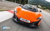 Обои: McLaren, Orange, Front, 650S, Spider, Track, Top Gear, Speed