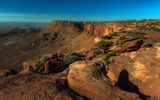 Обои: Canyonlands National Park, пейзаж, горы