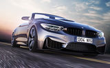 Обои: BMW, M4, Road, Sport, Car, Front, Speed, Convertible
