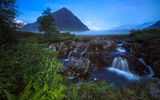 Обои: First Light, Шотландия, Scotland, Buachaille Etive Mor, гора