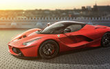 Обои: Ferrari, HRE Performance Wheels, by jackdarton, LaFerrari,