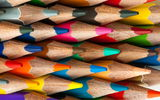 Обои: colored pencils, color, wood, pattern