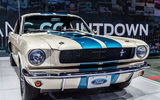 Обои: Shelby, Ford Mustang, 1966, Muscle car, мускул кар, GT350