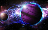 Обои: cosmos, star, energy, planet, galaxy, light