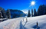 Обои: природа, winter, sky, зима, white, солнце, snow, cool, небо, nice, forest, road, пейзаж, sun, scenery, park, лес, дороги, парк, горы, landscape, mountain, nature, sunset, снег, beautiful