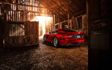 Обои: красный, 2013, Dodge, додж, sun, амбар, солнце, гтс, свет, сарай, SRT Viper, red, GTS, light, вайпер
